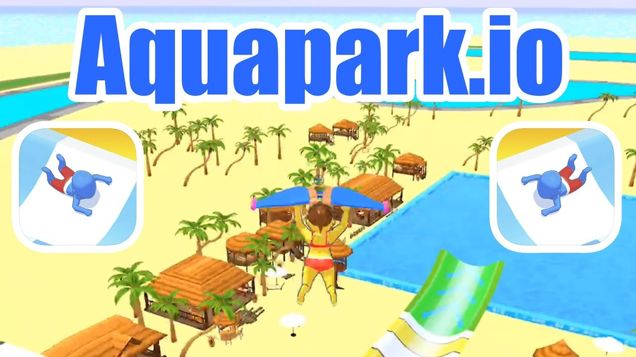 Aquapark.Io Cheat To Get Free Unlimited Coins