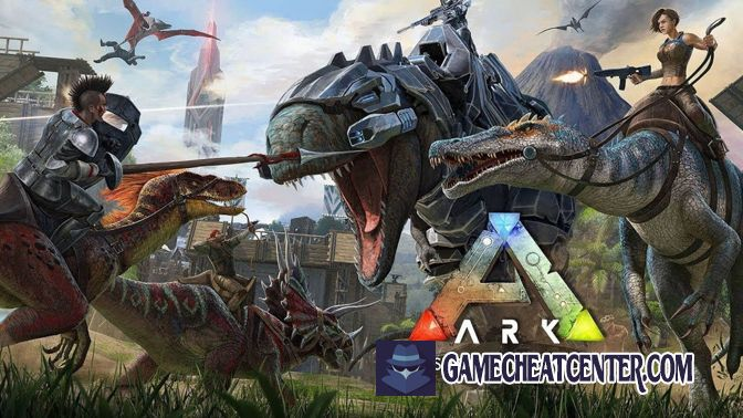 Ark Survival Evolved Cheat To Get Free Unlimited Amber