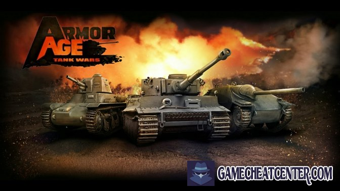 Armor Age Tank Wars Cheat To Get Free Unlimited Gold