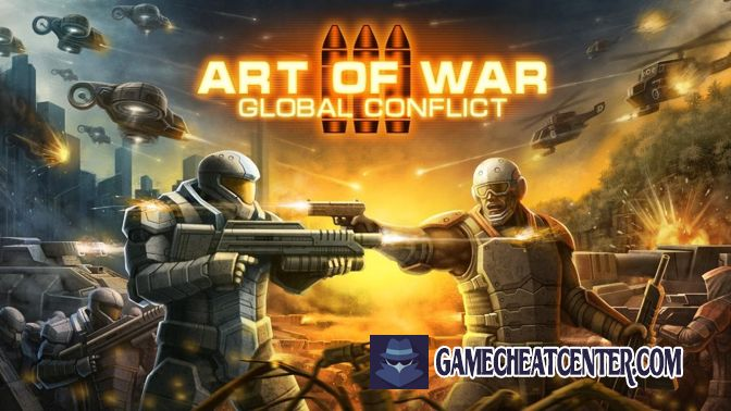 Art Of War 3 Cheat To Get Free Unlimited Gold