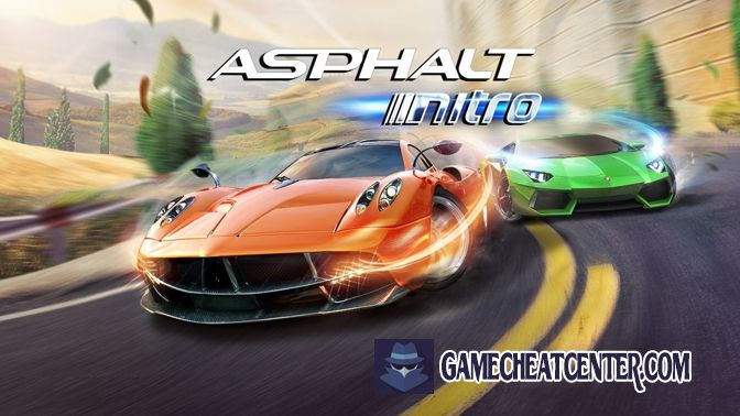 Asphalt Nitro Cheat To Get Free Unlimited Tokens