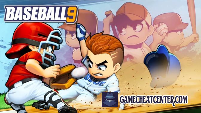 Baseball 9 Cheat To Get Free Unlimited Gems