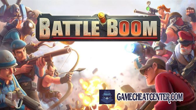 Battle Boom Cheat To Get Free Unlimited Gems