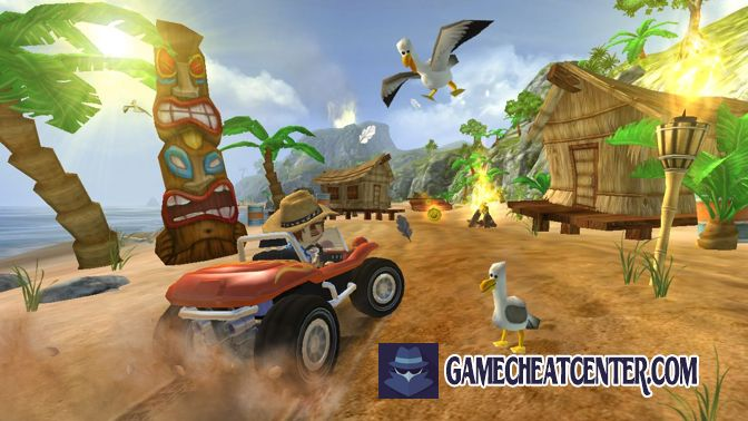 Beach Buggy Racing Cheat To Get Free Unlimited Gems
