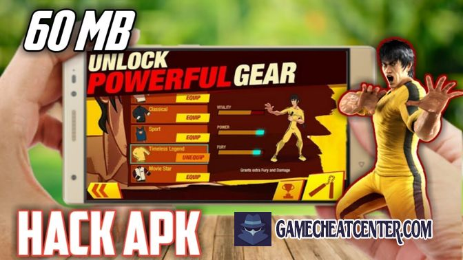 Bruce Lee Game Cheat To Get Free Unlimited Coins