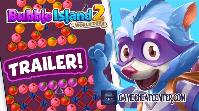 Bubble Island 2 Cheat To Get Free Unlimited Coins