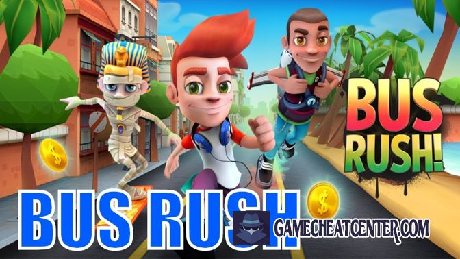 Bus Rush Cheat To Get Free Unlimited Coins