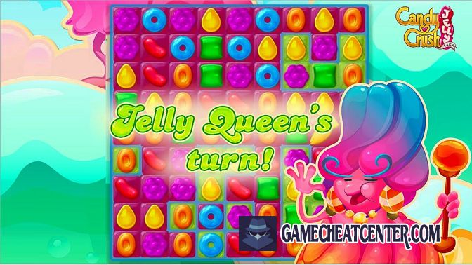 Candy Crush Jelly Saga Cheat To Get Free Unlimited Gold Bars