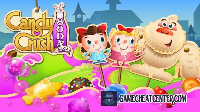 Candy Crush Soda Saga Cheat To Get Free Unlimited Gold
