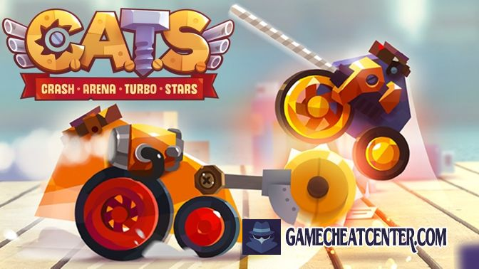 Cats Crash Arena Turbo Stars Cheat To Get Free Unlimited Gems