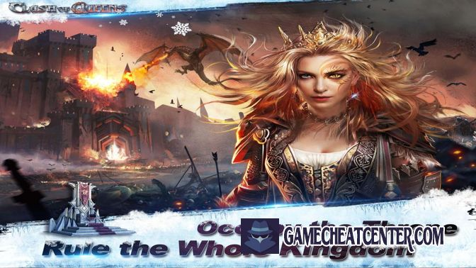 Clash Of Queens Cheat To Get Free Unlimited Gold