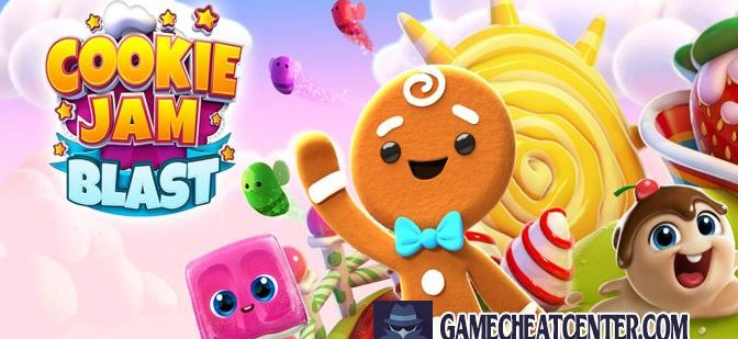 Cookie Jam Blast Cheat To Get Free Unlimited Coins