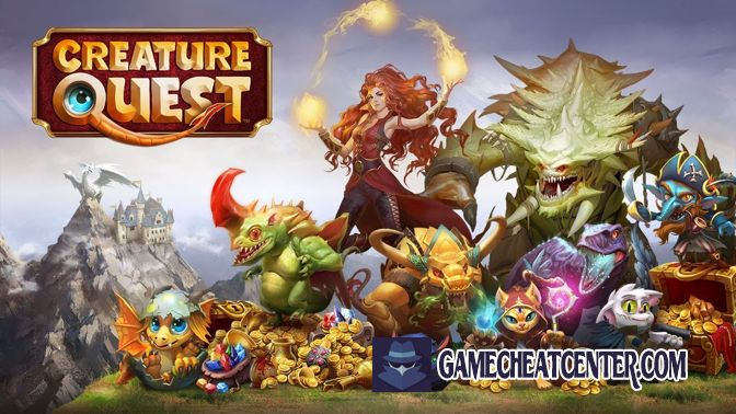 Creature Quest Cheat To Get Free Unlimited Diamonds