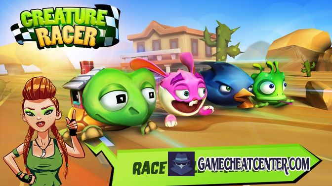 Creature Racer Cheat To Get Free Unlimited Gems