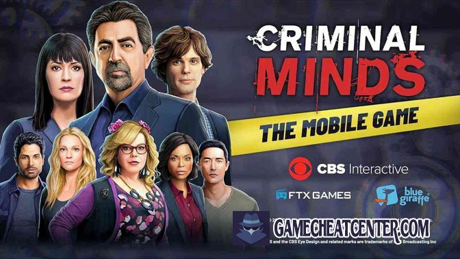 Criminal Minds Cheat To Get Free Unlimited Coins