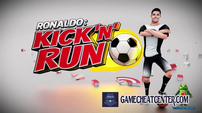 Cristiano Ronaldo Kicknrun Football Runner Cheat To Get Free Unlimited Tickets