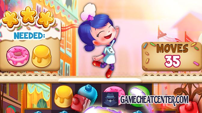 Cupcake Mania Cheat To Get Free Unlimited Gems