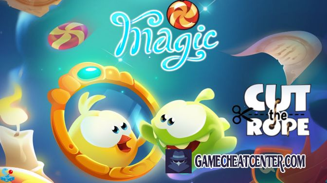 Cut The Rope Magic Cheat To Get Free Unlimited Magic Crystals