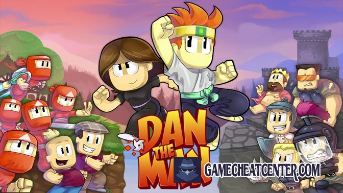 Dan The Man Cheat To Get Free Unlimited Coins