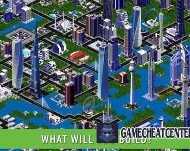 Designer City Building Game Cheat To Get Free Unlimited Diamonds