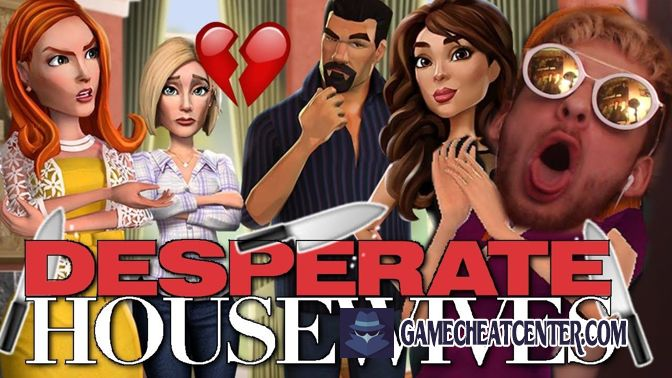 Desperate Housewives The Game Cheat To Get Free Unlimited Diamonds
