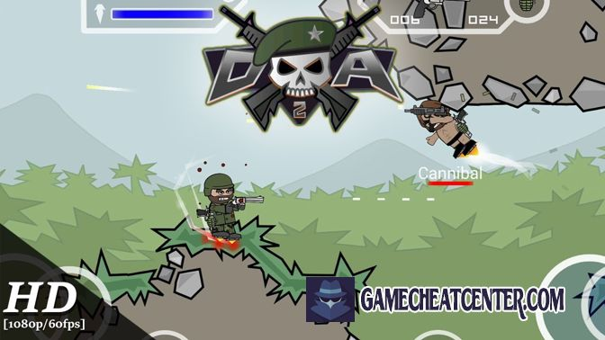 Doodle Army 2 Mini Militia Cheat To Get Free Unlimited Battle Points