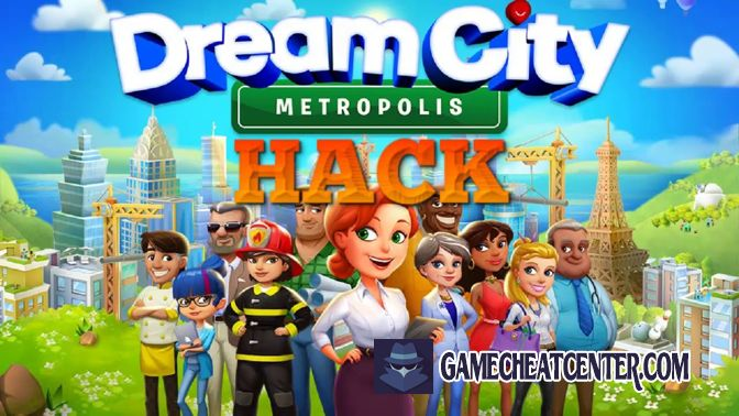 Dream City Metropolis Cheat To Get Free Unlimited Gems