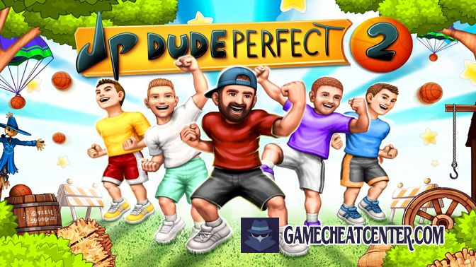 Dude Perfect 2 Cheat To Get Free Unlimited Cash