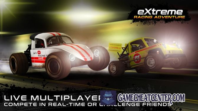 Extreme Racing Adventure Cheat To Get Free Unlimited Coins