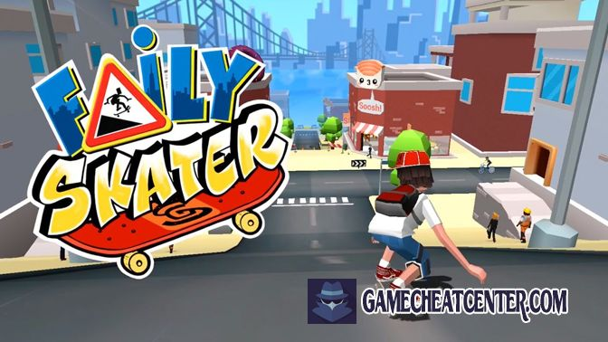 Faily Skater Cheat To Get Free Unlimited Coins