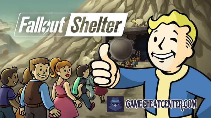 Fallout Shelter Cheat To Get Free Unlimited Caps