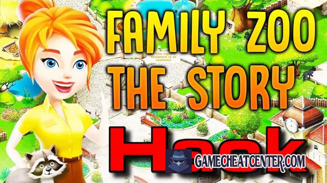 Family Zoo The Story Cheat To Get Free Unlimited Coins