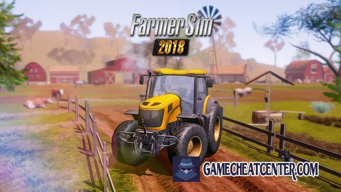 Farmer Sim 2018 Cheat To Get Free Unlimited Credits