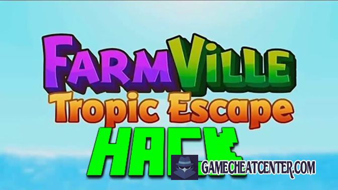 Farmville Tropic Escape Cheat To Get Free Unlimited Gems