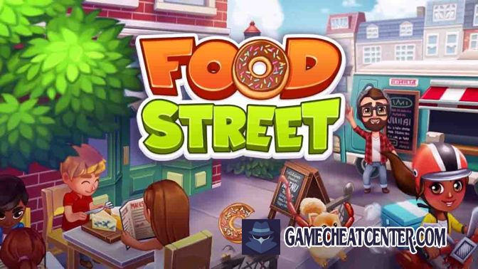 Food Street Cheat To Get Free Unlimited Gems