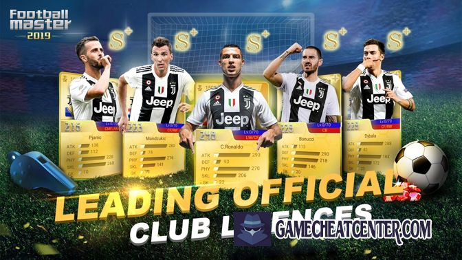 Football Master 2019 Cheat To Get Free Unlimited Gems