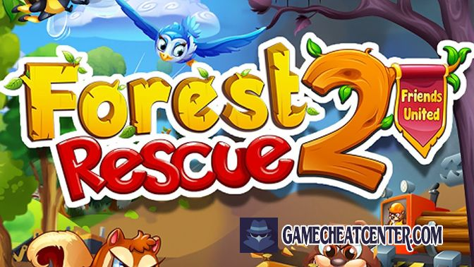Forest Rescue 2 Friends United Cheat To Get Free Unlimited Lives