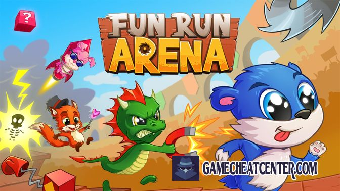 Fun Run Arena Cheat To Get Free Unlimited Gems