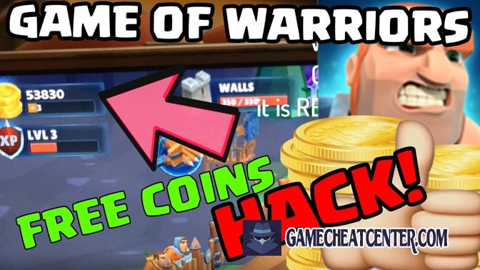 Game Of Warriors Cheat To Get Free Unlimited Gems