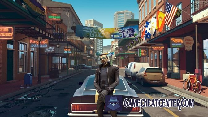 Gangstar New Orleans Cheat To Get Free Unlimited Diamonds
