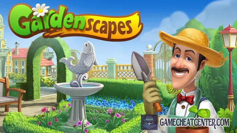 Gardenscapes Cheat To Get Free Unlimited Coins