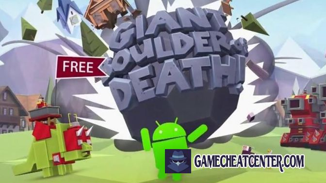 Giant Boulder Of Death Cheat To Get Free Unlimited Gems