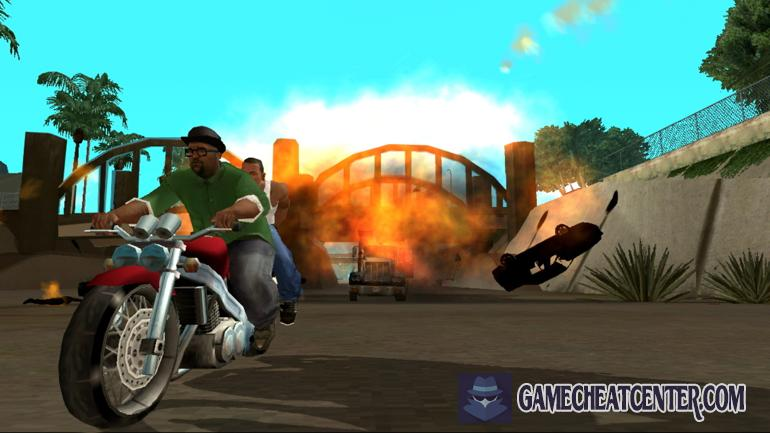 Grand Theft Auto San Andreas Cheat To Get Free Unlimited Money