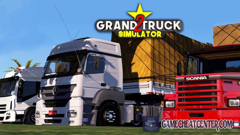 Grand Truck Simulator 2 Cheat To Get Free Unlimited Money