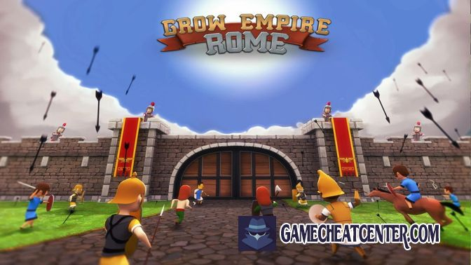 Grow Empire Rome Cheat To Get Free Unlimited Gold