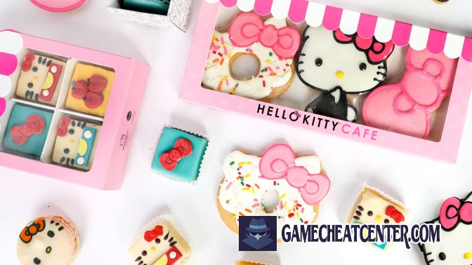 Hello Kitty Cafe Cheat To Get Free Unlimited Points