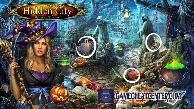 Hidden City Cheat To Get Free Unlimited Rubies