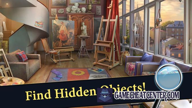 Hidden Objects Mystery Society Crime Solving Cheat To Get Free Unlimited Gems