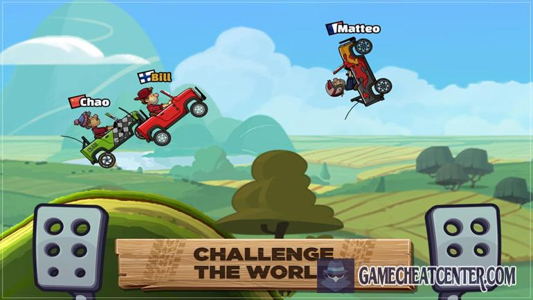 Hill Climb Racing 2 Cheat To Get Free Unlimited Gems