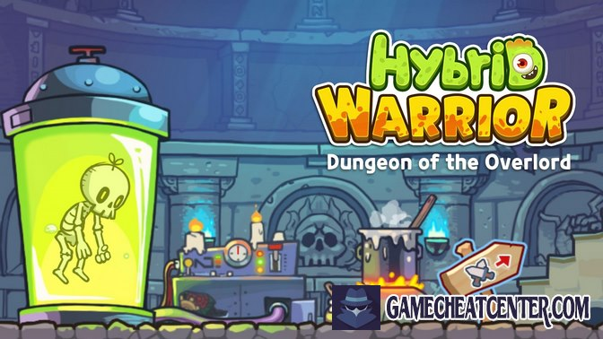 Hybrid Warrior : Dungeon Of The Overlord Cheat To Get Free Unlimited Gems